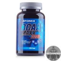 BCAA Maxx 2200 (200 капсул)