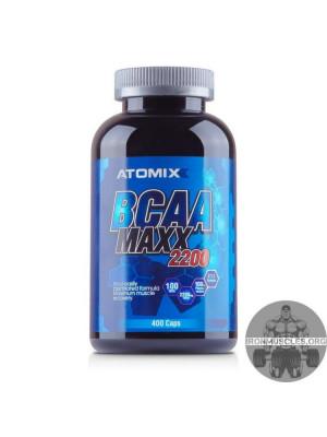 BCAA Maxx 2200 (400 капсул)