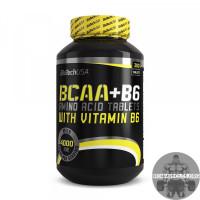 BCAA+B6 (200 таблеток)