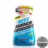 Best Aminos Liquid Water Enhancers (24 порції)