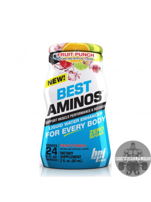 Best Aminos Liquid Water Enhancers (24 порции)