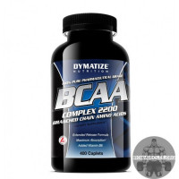 BCAA Complex 2200 (400 капсул)