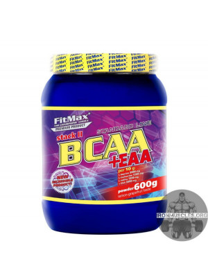 BCAA Stack II +EAA Powder
