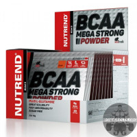 BCAA Mega Strong Powder (20x10 г)