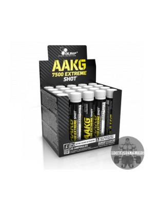 AAKG 7500 Extreme Shot (20 ампул)