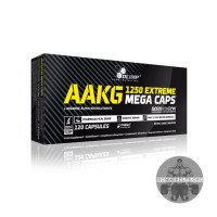 AAKG Extreme 1250 Mega Caps (120 капсул)