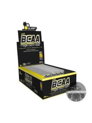 BCAA Mega Caps (900 капсул)