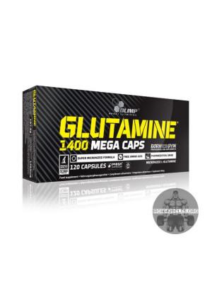 L-glutamine Mega Caps (120 капсул)