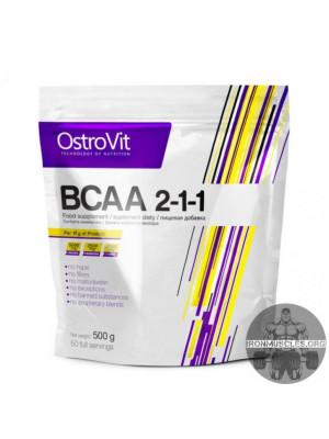 BCAA 2-1-1 (500 г)