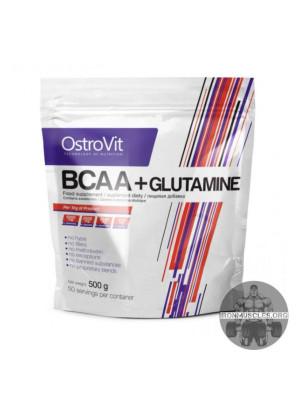 BCAA + Glutamine (500 г)