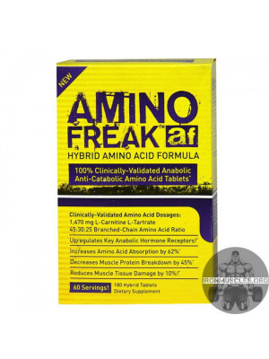Amino Freak (180 таблеток)