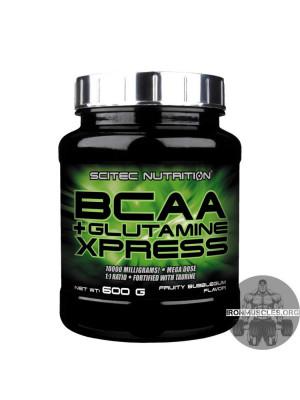 BCAA + Glutamine Xpress (600 г)