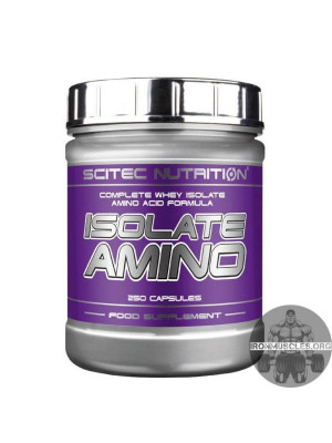 Isolate Amino (250 капсул)