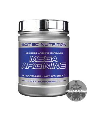 Mega Arginine (140 капсул)
