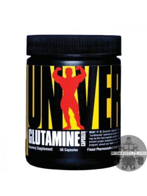 Glutamine Capsules (50 капсул)