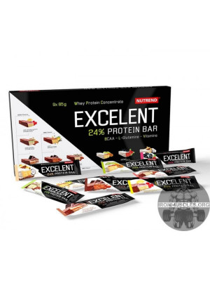 Excelent Protein Bar (9x85 г)