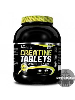 Creatine Tablets
