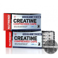 Creatine Compressed Caps
