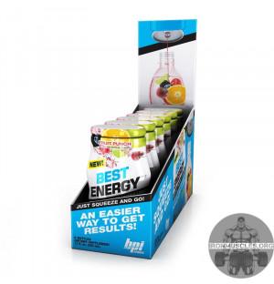 Best Energy Liquid Water Enhancers (144 порції)