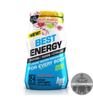 Best Energy Liquid Water Enhancers (24 порції)