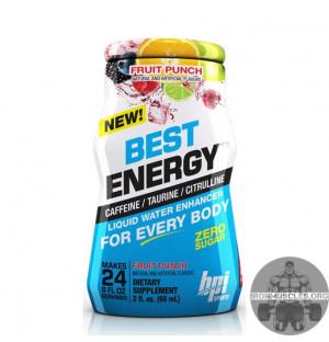 Best Energy Liquid Water Enhancers (24 порції)