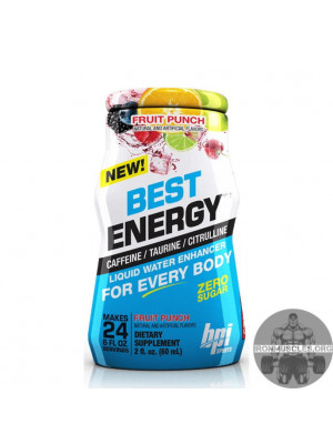Best Energy Liquid Water Enhancers (24 порции)