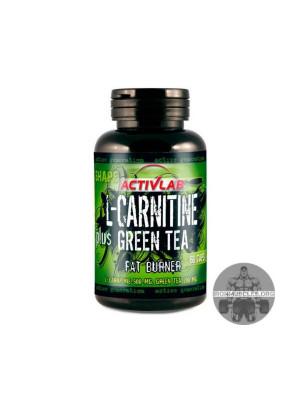 L-Carnitine+Green Tea