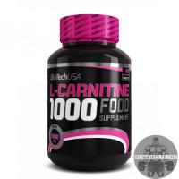 L-Carnitine 1000 mg (60 таблеток)