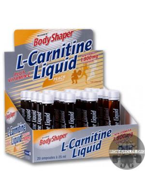 L-Carnitine Liquid (20x25 мл)