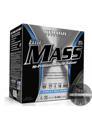 Elite Mass Gainer (4.54 кг)