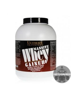 Massive Whey Gainer (4.25 кг)