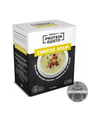 Protein Gusto Cheese Soup (10 порций)