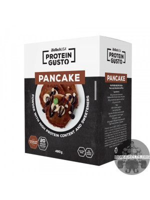 Protein Gusto Chocolate Pancake