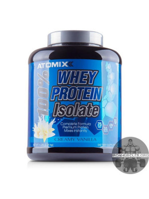 100% Whey Protein Isolate (2.25 кг)
