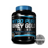 Nitro Pure Whey Gold (2.27 кг)