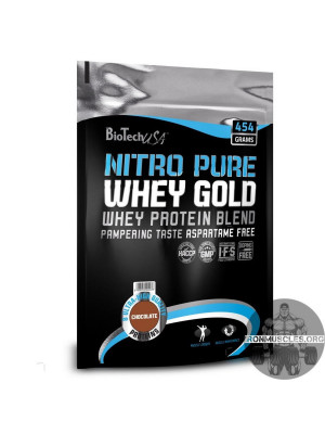 Nitro Pure Whey Gold (454 г)