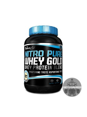 Nitro Pure Whey Gold (908 г)