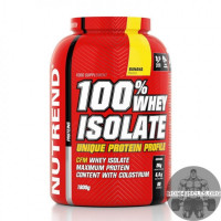 100% Whey Isolate (1.8 кг)
