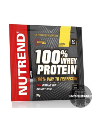 100% Whey Protein (30 г)