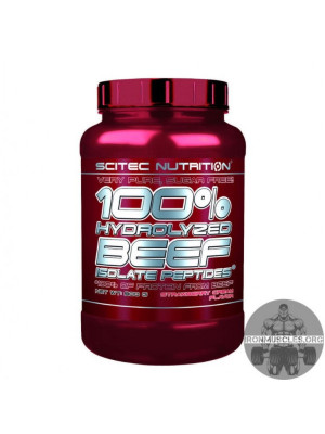 100% Hydrolyzed Beef Isolate Peptides (900 г)