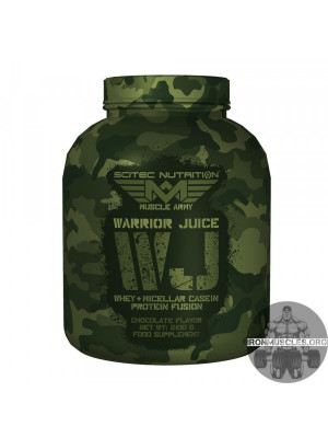 Warrior Juice (2.1 кг)