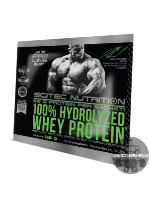 100% Hydrolyzed Whey Protein (35 г)