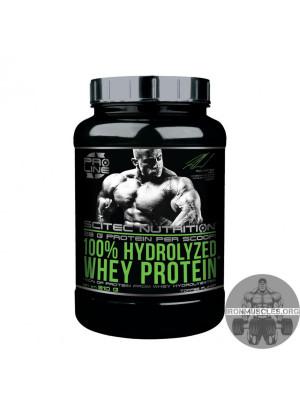 100% Hydrolyzed Whey Protein (910 г)
