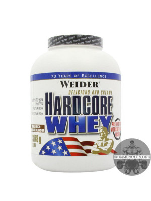 Hardcore Whey (3.2 кг)