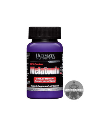 100% Premium Melatonin