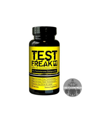 Test Freak (28 капсул)