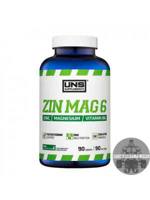 ZINMAG6 (90 таблеток)