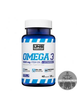 Omega 3 (40 капсул)
