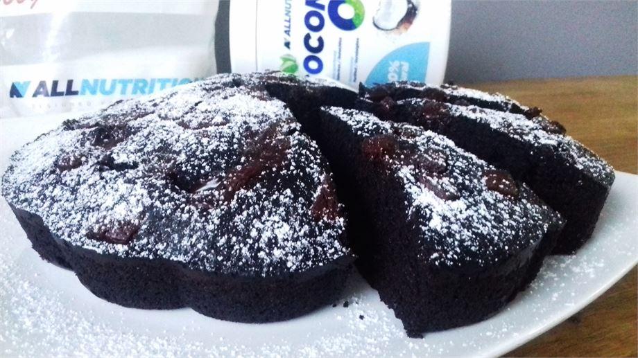 Дієтичний шоколадний торт