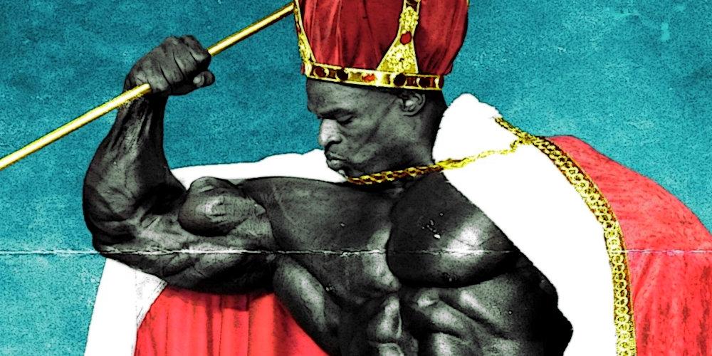 Відбулася прем'єра фільму Ronnie Coleman: The King